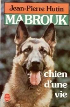 Couverture Mabrouk chien d'une vie