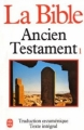 Couverture L'ancien testament, tome 1 Editions Le Livre de Poche 2003