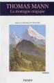 Couverture La montagne magique Editions Fayard 1985