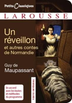Couverture Un réveillon et autres contes de Normandie