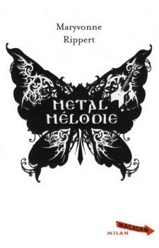 Couverture Metal mélodie
