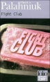 Couverture Fight club Editions Folio  (SF) 2004