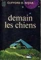 Couverture Demain les chiens Editions J'ai Lu 1970