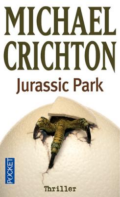 Couverture Jurassic park / Le parc jurassique