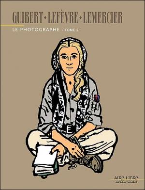 Couverture Le Photographe, tome 2