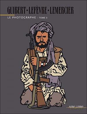 Couverture Le Photographe, tome 3
