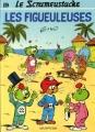 Couverture Le Scrameustache, tome 19 : Les Figueuleuses Editions Dupuis 1989