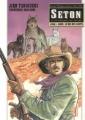 Couverture Seton, la naturaliste qui voyage, tome 1 : Lobo, le roi des loups Editions Kana 2006
