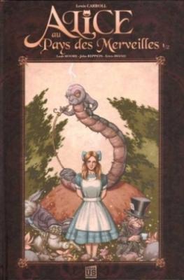 Couverture Alice au Pays des Merveilles (Comics), tome 1