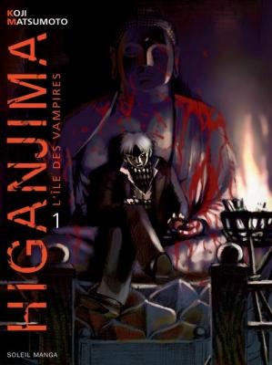 Couverture Higanjima : L'île des vampires, tome 01