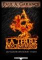 Couverture Le Cycle des Centaures, tome 1 : La Terre des Centaures Editions Callisto 2014