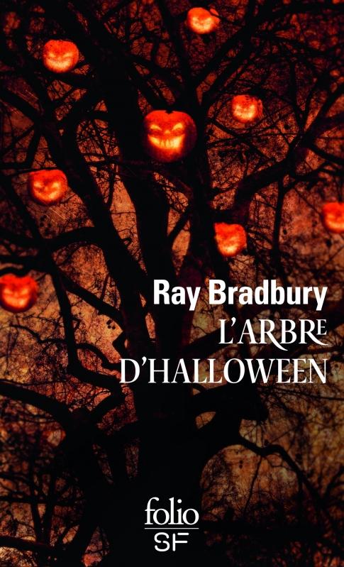 Couverture L'arbre d'Halloween