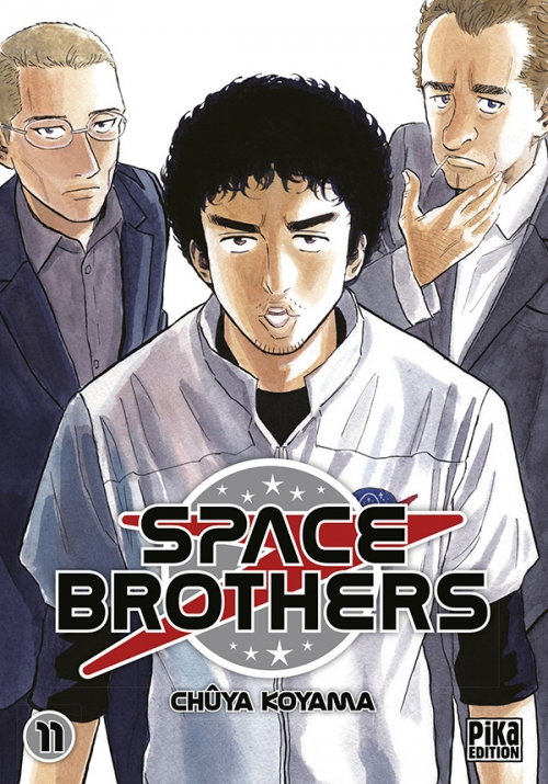 Couverture Space brothers, tome 11