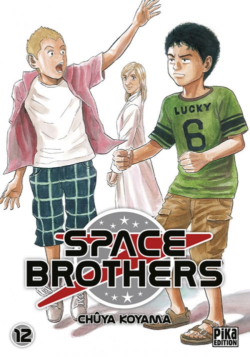 Couverture Space brothers, tome 12