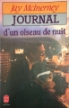 Couverture Bright Lights, Big City Editions Le Livre de Poche 1986