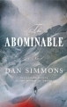 Couverture L'abominable Editions Little, Brown and Company (Hardcover) 2013