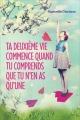 Couverture Ta deuxième vie commence quand tu comprends que tu n'en as qu'une Editions France Loisirs 2015