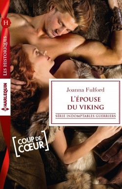 Couverture Indomptables guerriers, tome 2 : L'épouse du viking