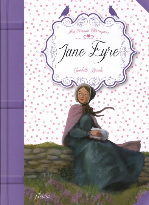 Couverture Jane Eyre, abrégée