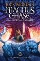 Couverture Magnus Chase et les Dieux d'Asgard, tome 1 : L'Épée de l'été Editions Disney-Hyperion 2015