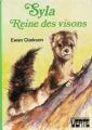 Couverture Syla reine des visons Editions Hachette (Bibliothèque Verte) 1976