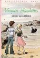 Couverture Vacances irlandaises Editions Hachette (Bibliothèque Rose) 1977