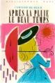 Couverture Après la pluie le beau temps Editions Hachette (Bibliothèque Rose) 1971
