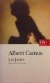 Couverture Les justes Editions Folio  (Théâtre) 2008