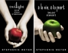 Couverture Twilight, tome hs : Twilight : Edition spéciale 10e anniversaire / A la vie à la mort : Twilight réinventé Editions Hachette (Black moon) 2015