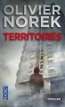 Couverture Territoires Editions Pocket (Thriller) 2015