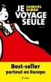 Couverture Je voyage seule Editions JC Lattès 2015
