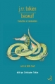 Couverture Beowulf : Traduction et commentaire suivi de Sellic Spell Editions Christian Bourgois  2015