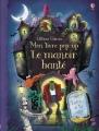 Couverture Le Manoir hanté Editions Usborne 2015