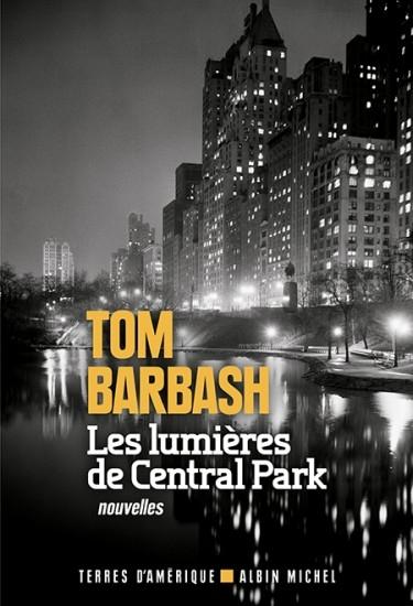 Couverture Les Lumières de Central Park
