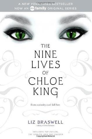 Couverture The 9 Lives of Chloe King
