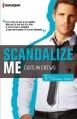 Couverture 5ème avenue, tome 2 : Scandalize me Editions Harlequin 2015