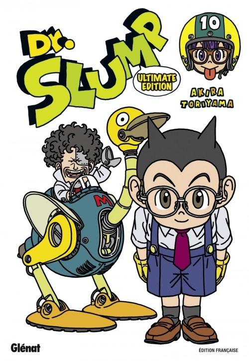 Couverture Dr Slump, Ultimate édition, tome 10