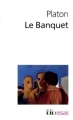 Couverture Le banquet Editions Folio  (Essais) 2005