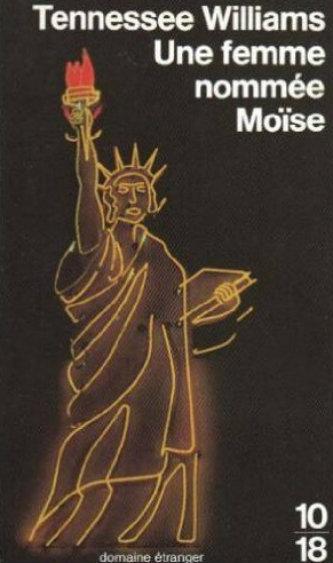 Couverture Une femme nommée Moïse