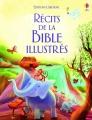 Couverture Les récits de la Bible illustrés Editions Usborne 2015