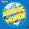 Couverture Le Kididoc autour du monde Editions Nathan 2015