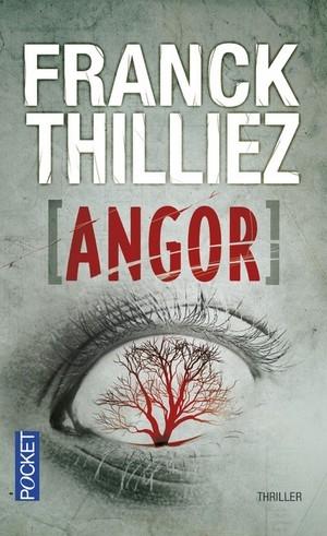 Couverture Franck Sharko & Lucie Hennebelle, tome 4 : Angor
