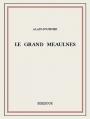 Couverture Le Grand Meaulnes Editions Bibebook 2013