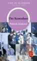 Couverture La contrebasse Editions Le Livre de Poche (Lire en allemand) 2010