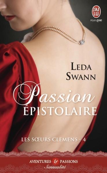 Couverture Les soeurs Clemens, tome 4 : Passion épistolaire