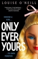 Couverture Only Ever Yours Editions Quercus 2014