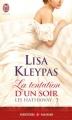 Couverture Les Hathaway, tome 3 : La tentation d'un soir Editions J'ai lu (Pour elle - Aventures & passions) 2009