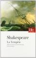 Couverture La tempête Editions Folio  (Théâtre) 2012