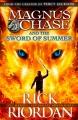 Couverture Magnus Chase et les Dieux d'Asgard, tome 1 : L'Épée de l'été Editions Penguin books 2015