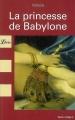 Couverture La princesse de Babylone Editions Librio 2008